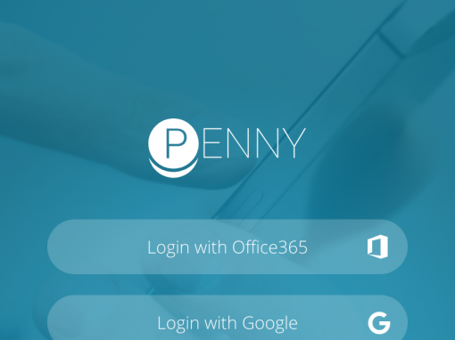 Penny Mobile UI